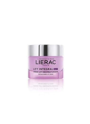 Lierac Lift integral Night Cream Yeni 50 Ml Renksiz